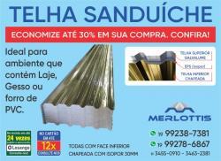 Telha sanduíche