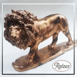 Estatueta Leão