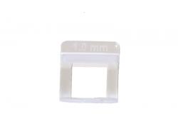 Nivelador de Piso Espaçador 1 mm Promax