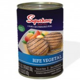 Bife vegetal - Superbom