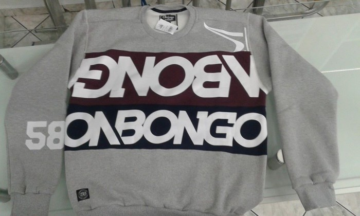 Moletom Onbongo