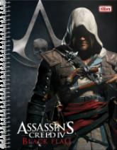 Livraria e papelaria - Caderno Assassin's Creed - Caderno Assassin's Creed