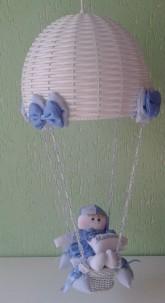 Bebês e Crianças - Lustre Vime Infantil Menino (a) - Lustre Vime Infantil Menino (a)
