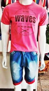 Moda - Camiseta Masculina Camisa Masculina - Camiseta Masculina Camisa Masculina