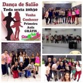 Aulas de Dança de Salão - Piracicaba
