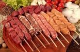 Espetos Carne Selecionado