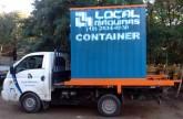 Locação de Container para Obras 1,70x2,20m