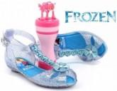 Bebês e Crianças - Sandália Intantil Grendene Frozen com brinde - Sandália Intantil Grendene Frozen com brinde