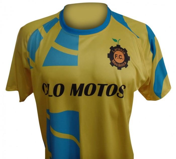 Camisa camiseta em sublimação personalizada em Piracicaba  865f4843be20b
