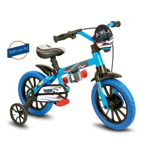 bicicleta-infantil veloz -aro-12-nathor , R$295,00