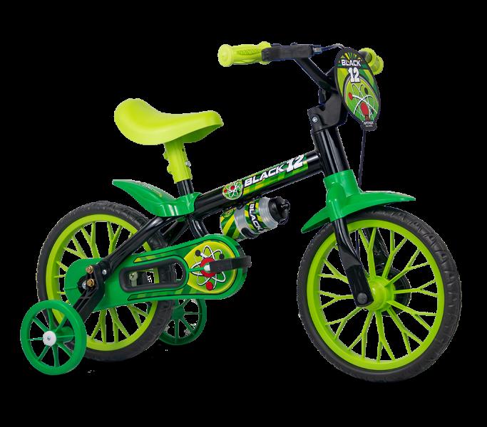 bicicleta-infantil-aro-12-nathor R$265,00