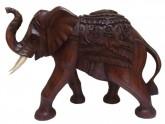 Para sua casa - Elefante Em Madeira  - Elefante Em Madeira