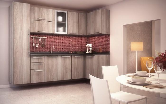 Cozinha Modulada para pequenos e grandes ambientes