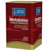 Para sua casa - tinta acrilico fosco metalatex sherwin williams 18 litros  - tinta acrilico fosco metalatex sherwin williams 18 litros