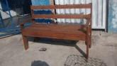 Para sua casa - Banco de Madeira Artesanal madeira de Demolição - Banco de Madeira Artesanal madeira de Demolição