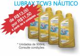 Veiculos - Óleo Náutico Lubrax 2T TCW3 - Óleo Náutico Lubrax 2T TCW3