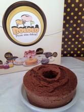 Alimentação - Bolo De Chocolate Pequeno  - Segunda-Feira - Bolo De Chocolate Pequeno  - Segunda-Feira