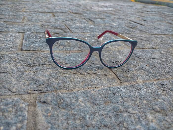 81928439b1b5e Armação de Óculos de Grau em Acetato Feminino - retrô em Piracicaba ...