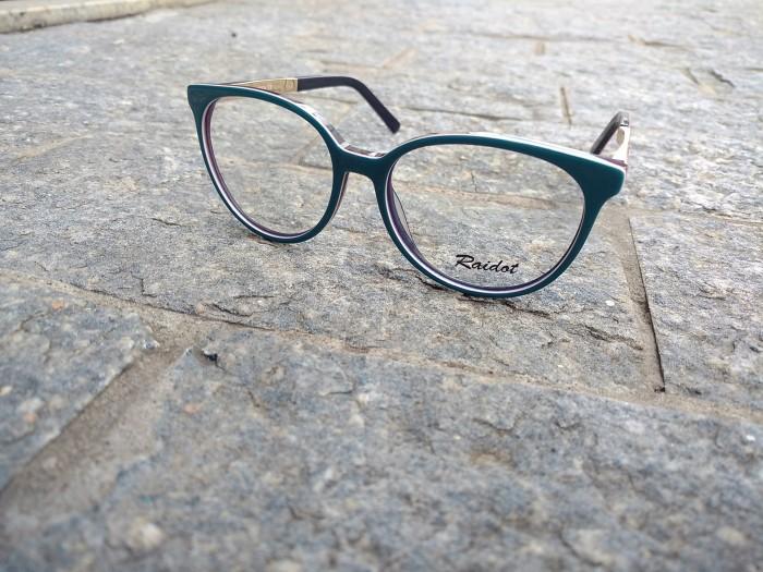 Armação de Óculos de Grau em Acetato Feminino - retrô em Piracicaba ... 022d721569