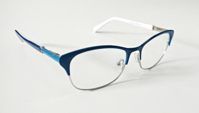 Óculos de grau feminino Armação Feminina para grau em metal em ... 6548fdff35