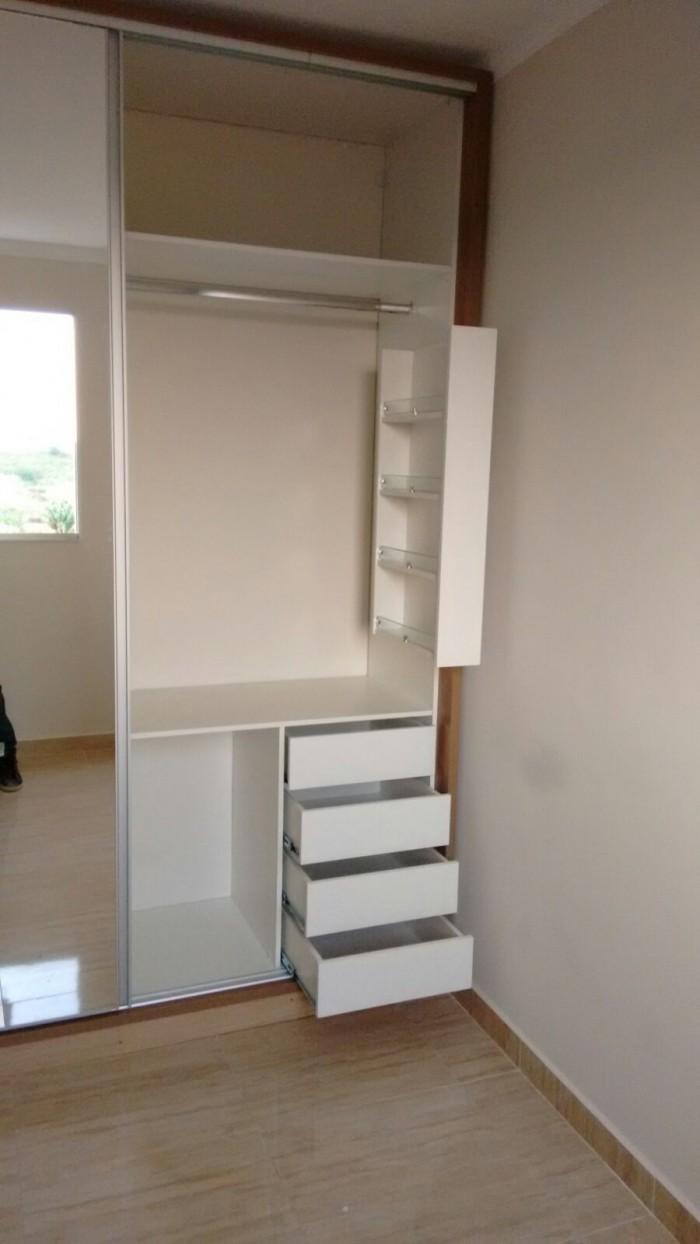 Móveis Planejados Apartamento MRV Piracicaba DG  ~ Quarto Planejado Apartamento Mrv