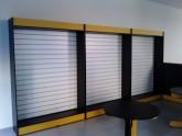 Negócios - Painel canaletado - slat wall - Painel canaletado - slat wall