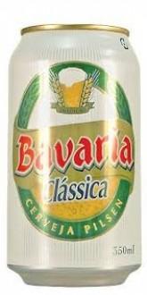 Cerveja Bavaria Clássica 350 ml