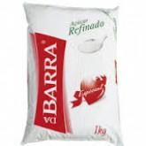 Alimentação - Açucar Refinado da Barra 1 kg - Açucar Refinado da Barra 1 kg