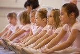 Aula de Ballet Infantil Baby Class