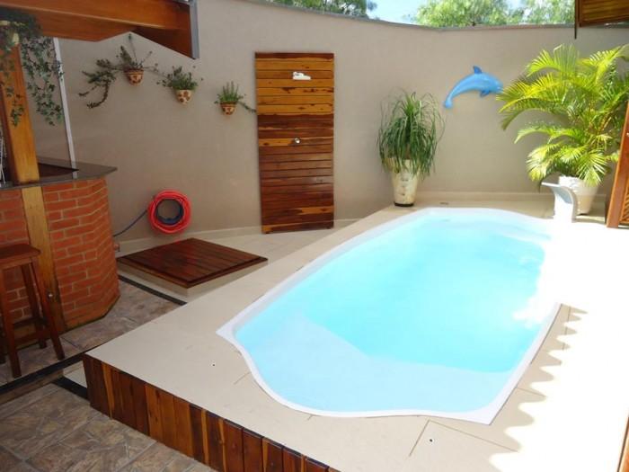 Piscinas de fibra solario piracicaba 5 00 x 2 20 x 1 30 m for Litros de una piscina