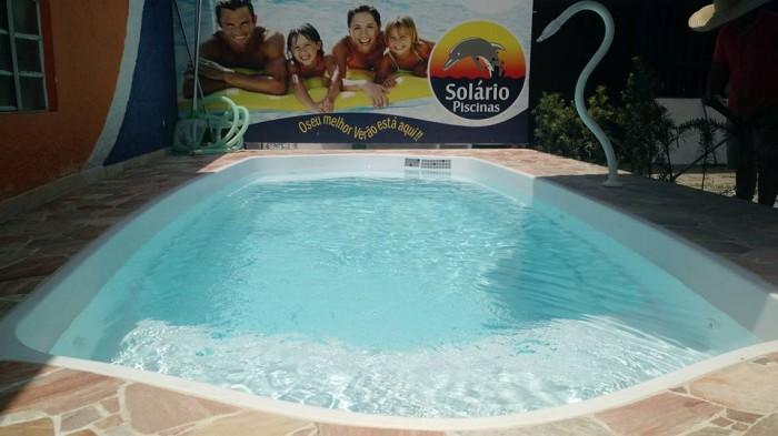 Piscinas de fibra solario piracicaba 5 00 x 2 20 x 1 30 m for Ofertas de piscinas estructurales