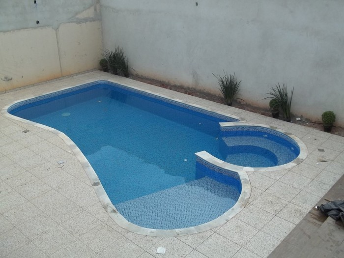 Piscina de vinil 8 00 x 4 00 x 1 40 m litros for Ofertas de piscinas estructurales