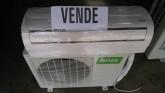 Para sua casa - Ar Condicionado Split Brize 9.000 BTUs Usado - Ar Condicionado Split Brize 9.000 BTUs Usado