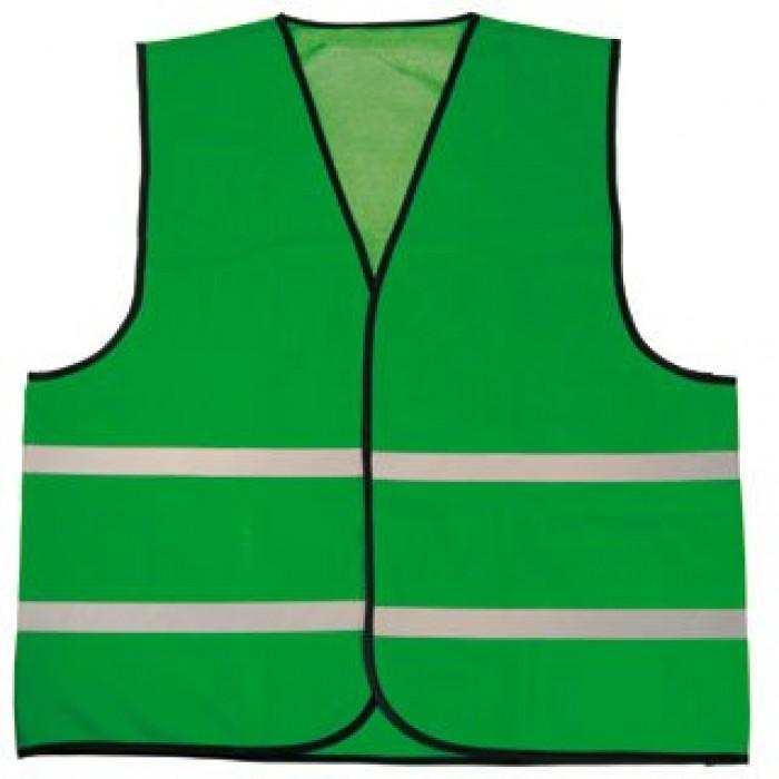 c0206697e08a0 Colete de Sinalização Verde em Piracicaba