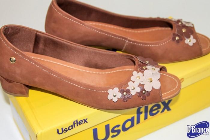 d3bffc70bd Sapato Feminino Conforto Usaflex em Piracicaba
