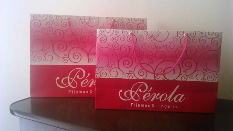 e8ecff9ae Sacolas de Papel Personalizadas com Logotipo em Piracicaba ...