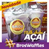 Alimentação - Milk Shake de Açai - Disk  - Milk Shake de Açai - Disk