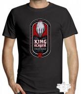Moda - Camiseta Personalizada Gamebox - 003 GOT King Slayer  - Camiseta Personalizada Gamebox - 003 GOT King Slayer