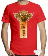 Moda - Camiseta Personalizada Gamebox - 006 Gears of War 1 - Camiseta Personalizada Gamebox - 006 Gears of War 1