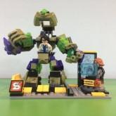 Bebês e Crianças - Brinquedo Lego Super Herois - Hulk - Brinquedo Lego Super Herois - Hulk