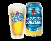 Cerveja Antarctica Sub Zero lata