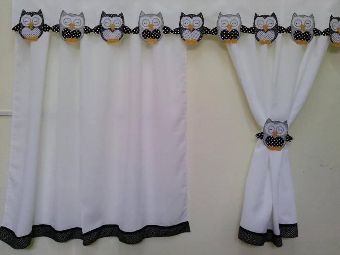 Cortinas artesanais sob medida santa terezinha for Cortinas para aulas
