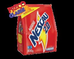 Alimentação - Achocolatado Nescau Sachê - Achocolatado Nescau Sachê