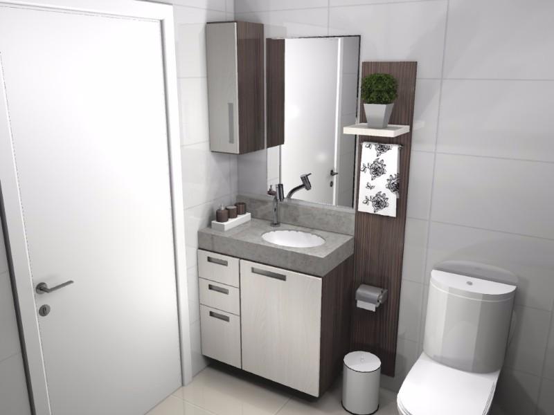 Banheiro Planejado Móveis Planejados Em Capivari Requinte