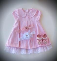 Vestido Infantil Piracicaba - Linha festa