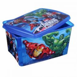 Bebês e Crianças - Caixa Organizadora Infantil Plasútil (diversos temas e tamanhos) - Caixa Organizadora Infantil Plasútil (diversos temas e tamanhos)
