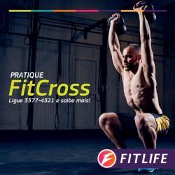 Esporte - Treino Funcional de Alta intensidade - FitCross - Treino Funcional de Alta intensidade - FitCross