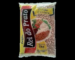 Alimentação - Feijão Carioca Rei do Prato - Feijão Carioca Rei do Prato