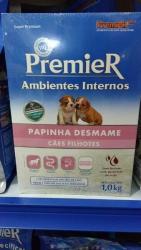 Papinha de desmame, pedigree!!!