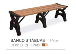 Para sua casa - Bancos para jardim em madeira plástica em Piracicaba - Bancos para jardim em madeira plástica em Piracicaba